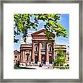 Philly Church View Framed Print