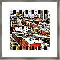 Philly Filmstrip Framed Print by Alice Gipson