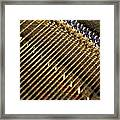 Piano Abstract 6611 Framed Print