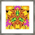 Pineal Flux Framed Print by Derek Gedney