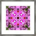 Pinks- Oh My Framed Print