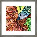 Planet Storage Framed Print by Mike Lechevet