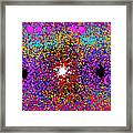 Playing With Jelly Beans Framed Print
