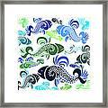 Plenty Of Fish In The Sea 4 Framed Print