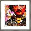 Poe Industries Steampunk Machines Patent Pending 20140518 Square V3 Framed Print