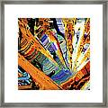 Point Of Interest Framed Print