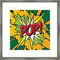 Pop Art 4 Framed Print