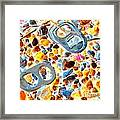 Pop Art B16 Framed Print