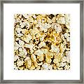 Popcorn - Featured 3 Framed Print