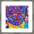 Portraiture Of Passion V2 Framed Print