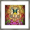 Positive Attraction Framed Print
