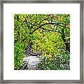 Poudre Walk Framed Print by Baywest Imaging