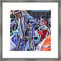 Pow Wow 52 Framed Print