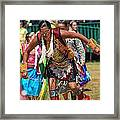 Pow Wow 64 Framed Print