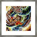 Power Of Spirit Framed Print