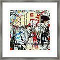 Prague Spring Framed Print