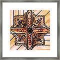 Prairie Star Framed Print