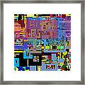 precious is man for he is created in the Divine Image 6 Framed Print by David Baruch Wolk