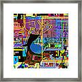 precious is man for he is created in the Divine Image 8 Framed Print by David Baruch Wolk