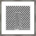 Prism Stripes 1 Framed Print