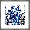 Protest The Power Framed Print by Frederico Borges