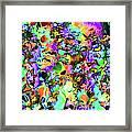 Psychadelic Dreams Framed Print