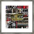 Pubs Of Dublin Framed Print by David Smith