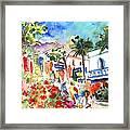 Puerto Mogan 10 Framed Print