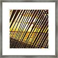 Puerto Rico Sunset 2 Framed Print