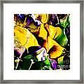 Botanical # 1211 Framed Print