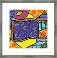 Purim Framed Print
