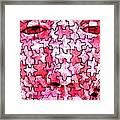 Puzzled Man Framed Print