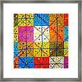 Quadratura Del Cerchio Framed Print