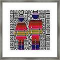Queen And King Framed Print