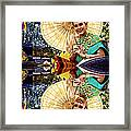 Queen Of Reflections Framed Print
