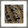 Raptured Saints Framed Print
