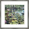 Reflecting Pond Framed Print