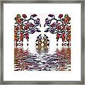 Reflecting Tranquility Framed Print