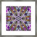 Reflections Of Source Framed Print