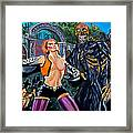 Return Of The Living Dead Framed Print