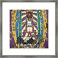 Revelation Chapter 4 Framed Print by Anthony Falbo