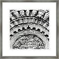 Rhythms In Stone Ireland Framed Print