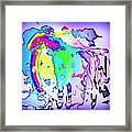 If You Can't Ride A Rainbow  Framed Print