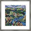 Rio Grande Framed Print