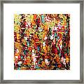Rise To A New Level Framed Print