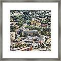 Roanoke Virginia Framed Print