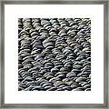 Rock On Rock Framed Print