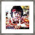 Rocky Framed Print