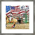Rodeo Framed Print by Terry Cotton