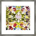 Rorschach Test Framed Print